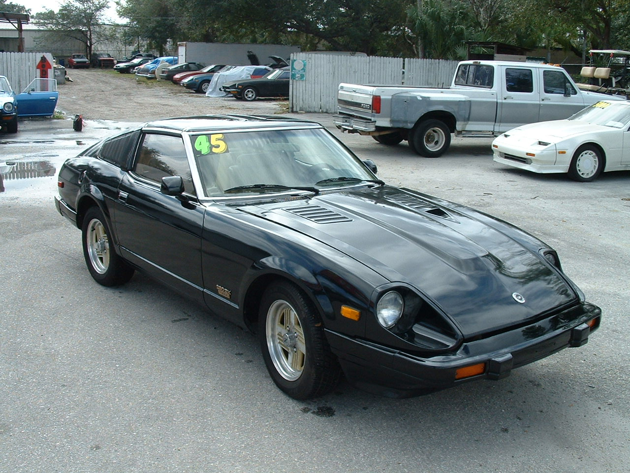Datsun And Z Car Parts From 1972 1990 Z Doc S Sales And